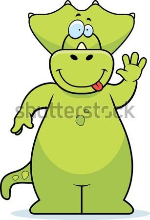 Cartoon Ogre Stock photo © cthoman