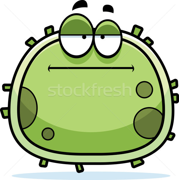 Bored Germ Microbe Stock photo © cthoman