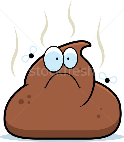 Cartoon Poop Stock photo © cthoman