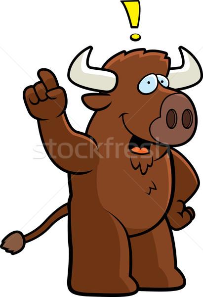 Buffalo Idea Stock photo © cthoman