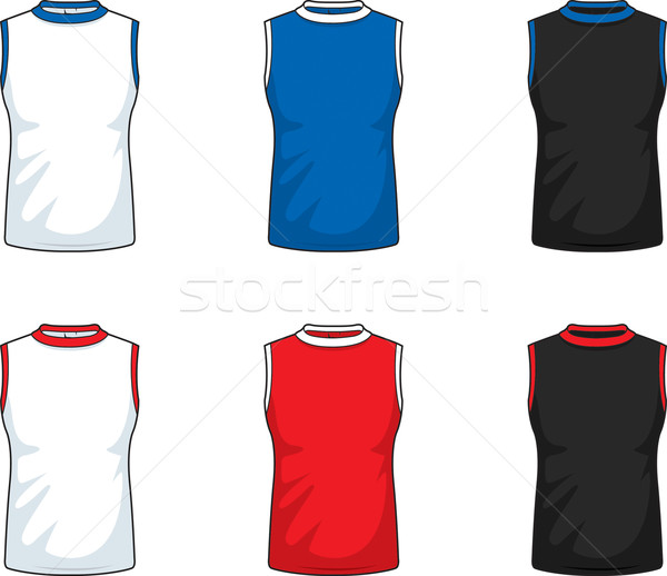 Sleeveless Shirts Stock photo © cthoman