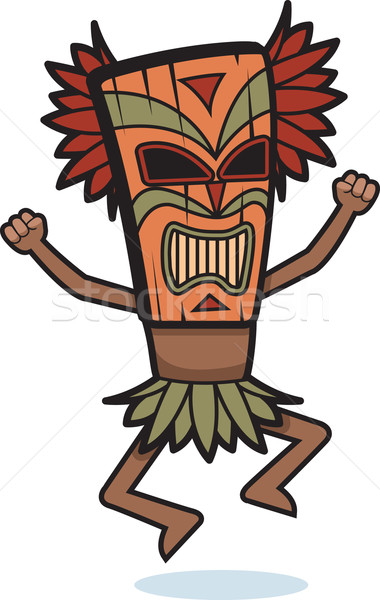 Witch Doctor Stock photo © cthoman
