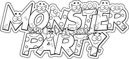 Desenho animado choque texto ilustração robô máquina Foto stock © cthoman