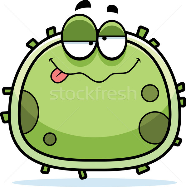 Drunk Germ Microbe Stock photo © cthoman
