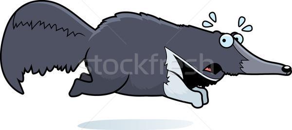 Stok fotoğraf: Karikatür · çalışma · uzak · örnek · hayvan