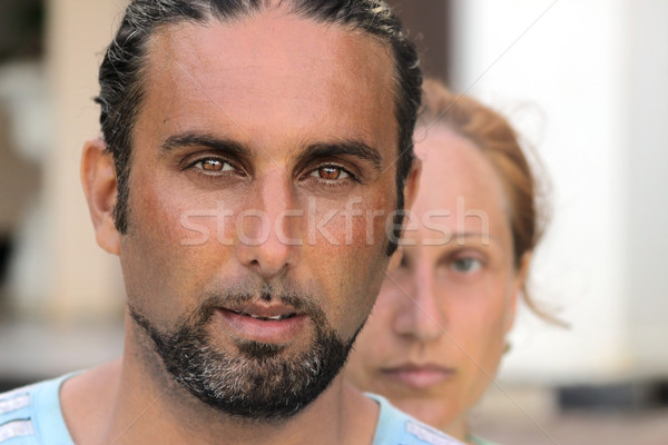 Man and woman in relationship Stock photo © curaphotography
