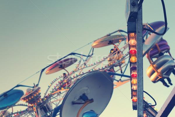 Fun fair Stock photo © curaphotography