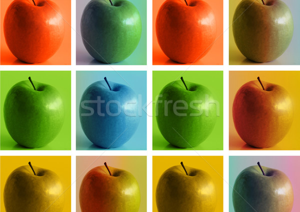 Apples Stock photo © curaphotography