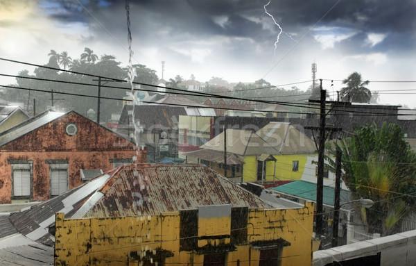 Rainstorm Stock photo © curaphotography