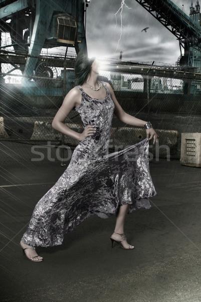 Faceless Fashion Stock photo © curaphotography