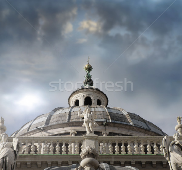 Italian dome Stock photo © curaphotography