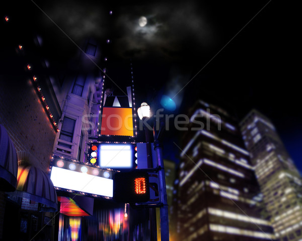Night life Stock photo © curaphotography