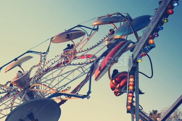 Retro cool carnival Stock photo © curaphotography