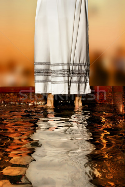priest's robe Stock photo © curaphotography