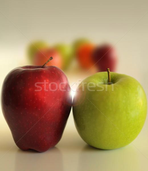 Apple partners Stock photo © curaphotography