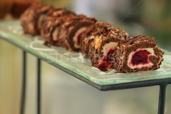 Dessert Stock photo © curaphotography
