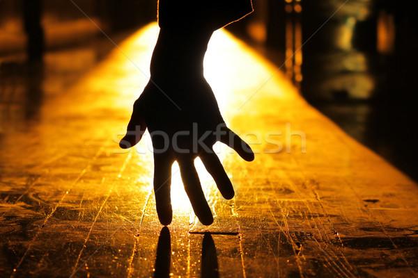 Hand Stock photo © curaphotography