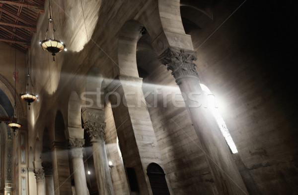 Stock photo: church