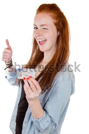 若い女性 16 18歳 少女 ストックフォト © Cursedsenses