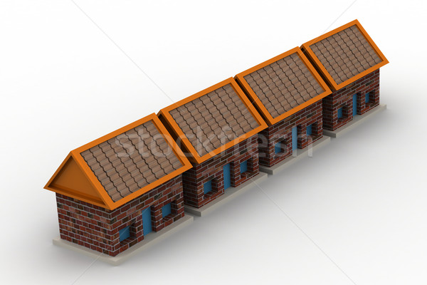 Investment in building Stock photo © cuteimage