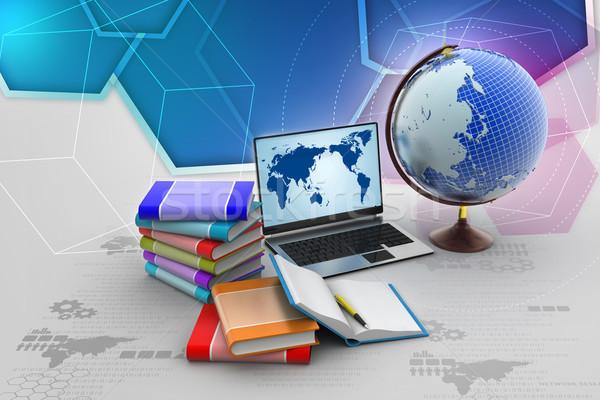 Education concept Stock photo © cuteimage