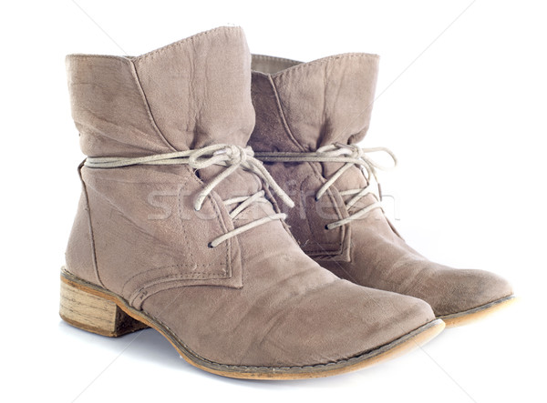 ankle boots Stock photo © cynoclub