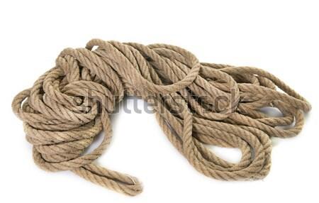 rope in studio Stock photo © cynoclub