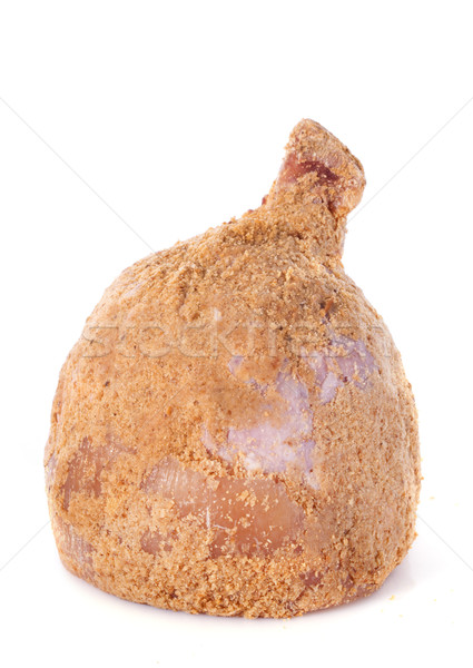 Stock photo: knuckle of ham