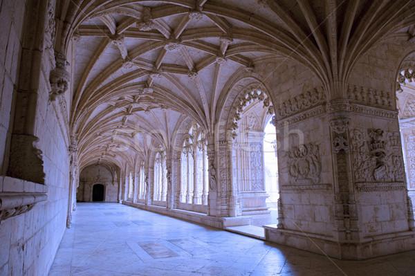 Mosteiro dos Jeronimos Stock photo © cynoclub