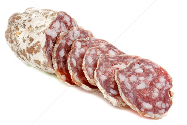 french saucisson Stock photo © cynoclub