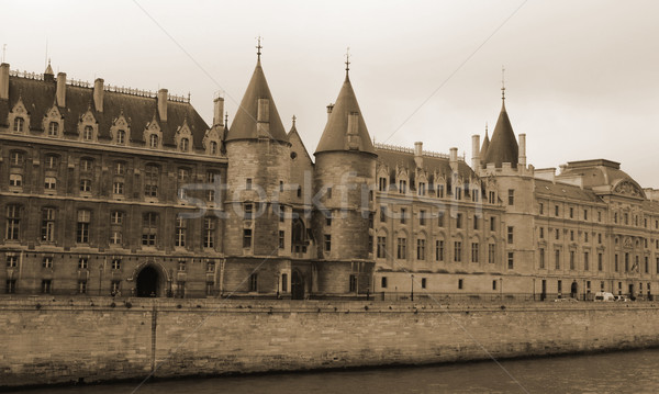 conciergerie Stock photo © cynoclub