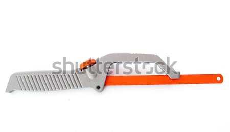 hacksaw Stock photo © cynoclub