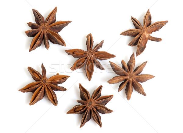 star anise in studio Stock photo © cynoclub