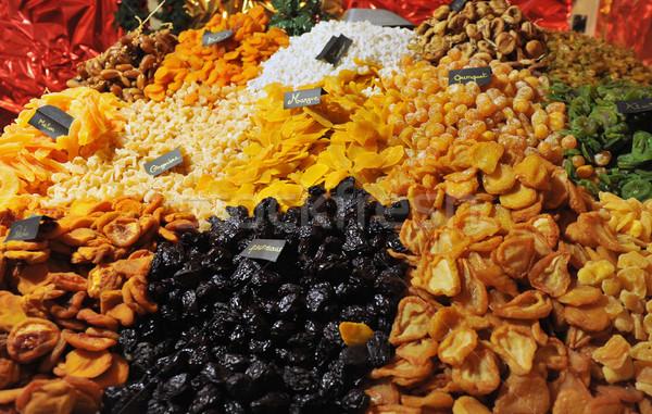 dried fruit Stock photo © cynoclub
