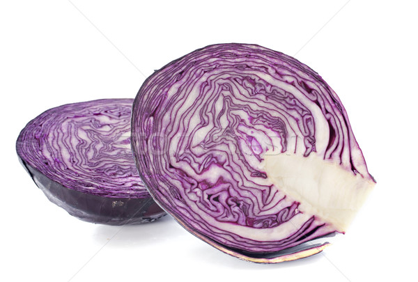 Red cabbage Stock photo © cynoclub
