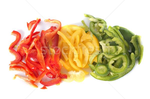sweet pepper Stock photo © cynoclub