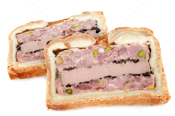 meat pie   Stock photo © cynoclub