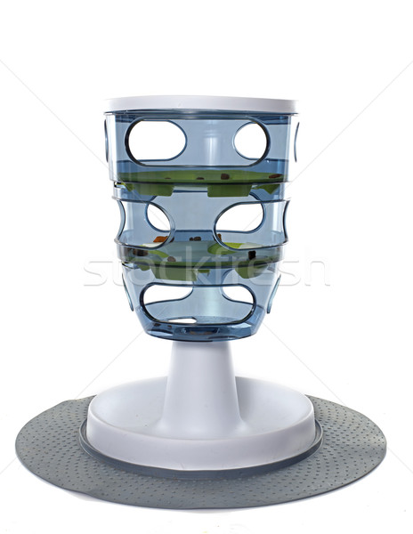 dry pet food dispenser Stock photo © cynoclub