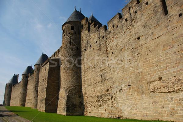 Carcassonne Stock photo © cynoclub