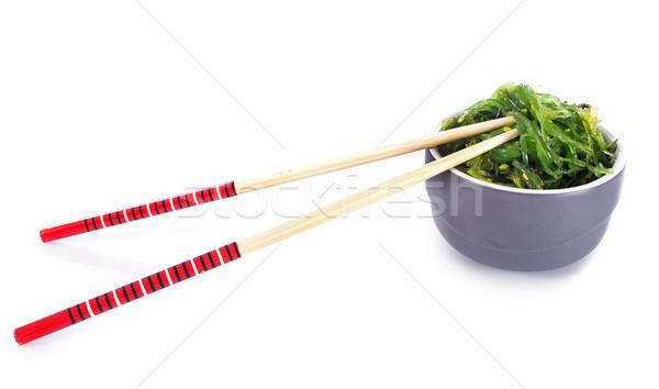 Kom voedsel japans studio asia zeevruchten Stockfoto © cynoclub