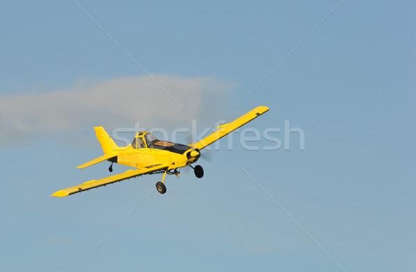 little plane Stock photo © cynoclub