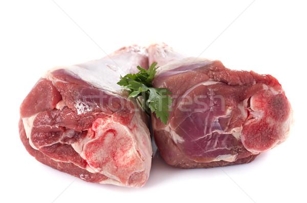lamb knuckle Stock photo © cynoclub