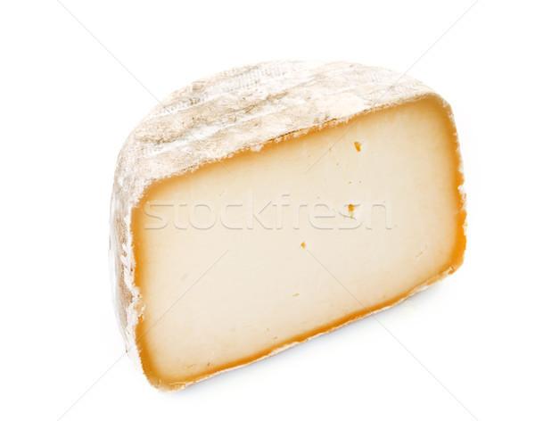 Queso estudio blanco alimentos leche ovejas Foto stock © cynoclub