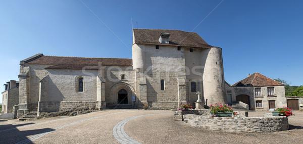 church of Glenic Stock photo © cynoclub