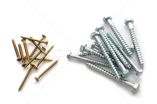 screws in studio Stock photo © cynoclub
