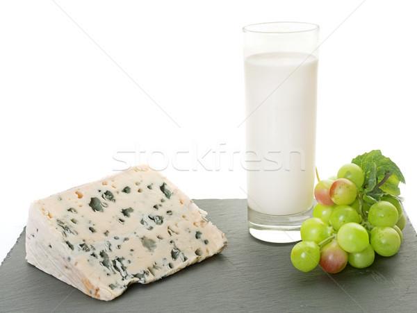 ロクフォール チーズ スタジオ 白 食品 ミルク ストックフォト © cynoclub