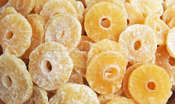 Dried Pineapple Stock photo © cynoclub