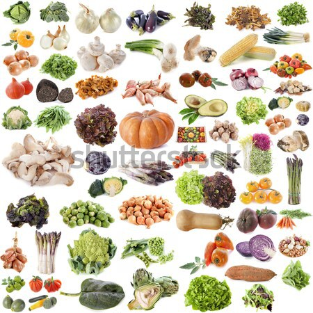 group of vegetables Stock photo © cynoclub