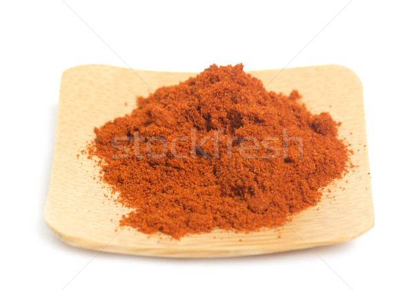 paprika in studio Stock photo © cynoclub
