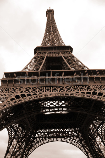 eiffel tower Stock photo © cynoclub